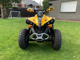 Can Am Renegade 800r
