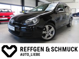 VW GOLF VARIANT COMFORT KLIMA+NAVI+ALU+ALLWETTER+