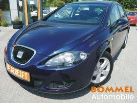 SEAT Leon 1.6 Sport Limited, 8f. bereift,8-Alu,TÜVneu