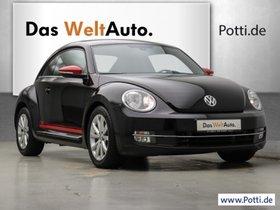 Volkswagen Beetle 2,0 TDI BMT CLUB Navi Telefon Tempomat PDC