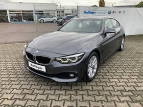 BMW 420i Gran Coupe Adapt-LED Navi HiFi Temp.PDC 17
