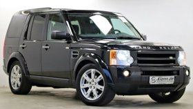 LAND ROVER Discovery 2.7 TD 190PS V6 HSE 7Sitzer Navi 1Hand