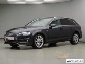 Audi A4 Avant 3,0 TDi design S-line AHK ACC HuD