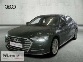 Audi A8 L 50 TDI quattro tiptronic Euro 6, MMI Navi
