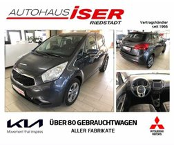 KIA Venga 1.4 CVVT Dream Team Edition