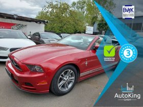 FORD Mustang 3,7l V6 Rot Cabrio