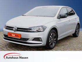 VW Polo 1.0 TSI IQ.Drive Navi Ganzjahresreifen ACC BlindSpotPDC