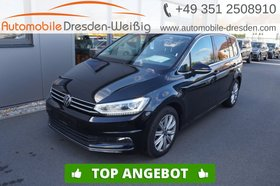 VW Touran 2.0 TDI DSG Highline-Navi-7Sitze-AHK-
