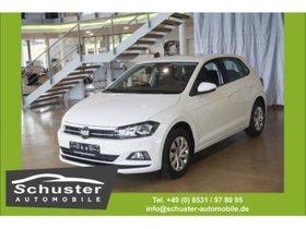 VW Polo Comfortline 1.0TSI PDCv+h SHZ BT-Freisprech