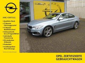 BMW 435i Sport Line Navi/Xenon/Schiebedach