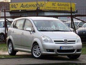 TOYOTA Corolla Verso 2.0 D-4D Sol-KLIMA-ALU-ZV-FUNK !!