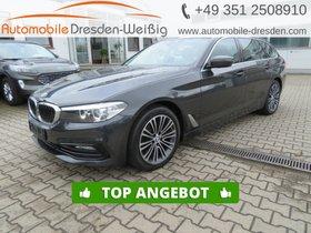 BMW 520 d Touring Sport Line-Navi-Standhzg-LED-PDC-
