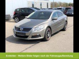 VW Passat CC Sport 1.8TSI Leder SHZ Navi Parklenkass