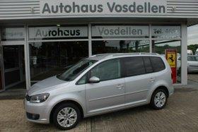 VW Touran Life, 1.Hand, SHZ, 2,99%