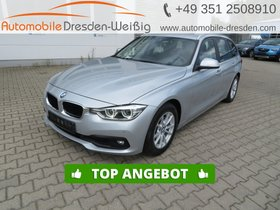 BMW 320 d Touring Efficient Dynamics-Navi Prof-LED-