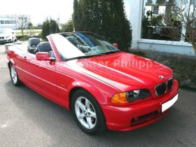 BMW 323 Ci Automatik,  El. Verdeck,  Leder
