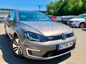 VW Golf VII Lim. e-Golf|LED|PDC|KAMERA|NAVI