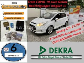FORD B-Max 1.0 EcoBOOST-Titanium-Cool & Sound-WP-EU6