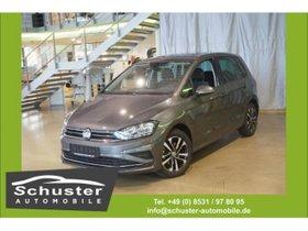 VW Golf Sportsvan UNITED 1.5TSI-DSG Navi PDCv+h SHZ