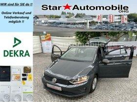 VW Golf Sportsvan 1.6TDI-WINTER PAKET-TEMP-NAVI-EU6