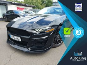 FORD Mustang 2,3l EcoBoost 2019 Autom Coupe leder