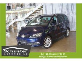 VW Sharan HIGHLINE 2.0TDI- DSG Leder Dynaudio AHK