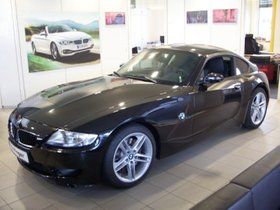 BMW Z4 M Coupe M Drivers Package 1. Hand Nur 33tkm