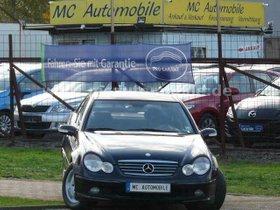 MERCEDES-BENZ C-Klasse Sportcoupe C 180-SCHIEBEDACH-ALU-ZV !!