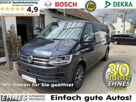 VW T6 Multivan 2.0TSI LR Leder LED ACC CAM Kidi-Sitz