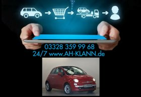 FIAT 500C 1.2 69PS Automatik Cabrio Standheizung PDC
