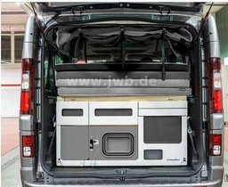 FORD Transit Camper Bett Custom 320 Trend Np.48t¤ AHK