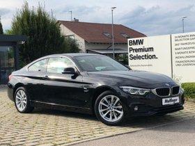 BMW 420d Coupe xD.Sport Leder Sitzh.Temp.Navi Ad-LED