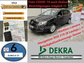 VW Sharan Cup BMT 2,0 TDI-BI-XENON-RFK-BUSINESSPAK-