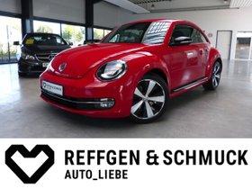 VW BEETLE SPORT KLIMA+NAVI+BXENON+FENDER+BLUETOOTH+