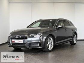 Audi A4 Avant 2,0 TDI sport Euro 6, Navigation, LED,