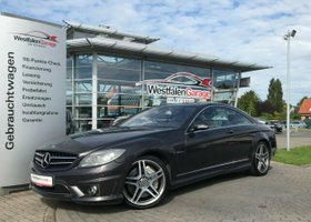 MERCEDES-BENZ CL 63 AMG 7G-TRONIC 20