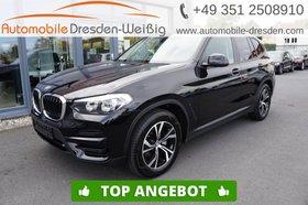 BMW X3 xDrive 20 d Advantage-Navi Prof-DAB-AHK-