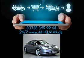 PORSCHE 911 Targa 996 3.6 320 PS 6 Gang Bi-Xenon Leder