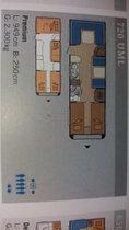 Hobby Prestige 720 UML - ohne Zulassung - Modell 2012 - Stellplatz