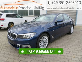 BMW 540 i Luxury Line-Harman/Kardon-Navi-Glasdach-