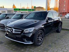Mercedes-Benz GLC 250 4Matic AMG Navi Pano LED Kamera 19