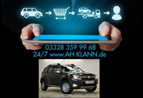 DACIA Duster 1.2 TCe 125 PS 4x2 Laureate Erste Hand