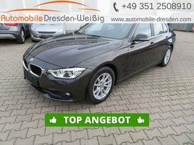 BMW 320 d Efficient Dynamics Advantage-Navi-HiFi-LED