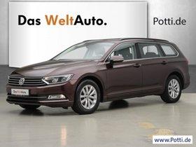 Volkswagen Passat Variant 2,0 TDI BMT Comfortline AHK ACC