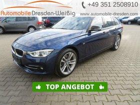 BMW 325 d Touring Sport Line-Navi Prof-Leder-LED-