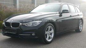 BMW 320d Touring Sport Line LED Navi SHZ PDC