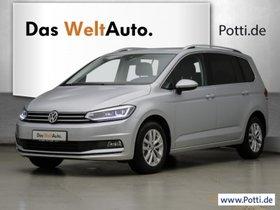 Volkswagen Touran 2,0 TDI BMT Highline 7-Sitzer ACC Navi LED