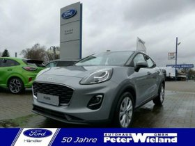 FORD Puma Cool & Connect-Winter-Paket
