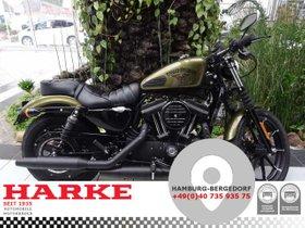 HARLEY DAVIDSON XL 883 N Iron Sportster ABS