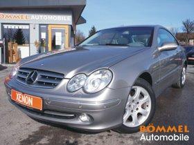 MERCEDES-BENZ CLK 240 Coupe,Navi,Sitzh.,Xenon,Scheckh.MB,-TOP